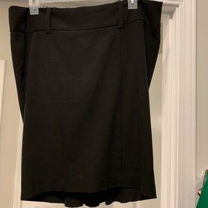 stoosh woman Skirts - Black pencil skirt